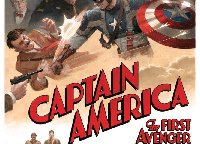 Marvel Movie Showdown – ROMs Over Baghdad